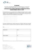 Integrazione protocollo Corona screening